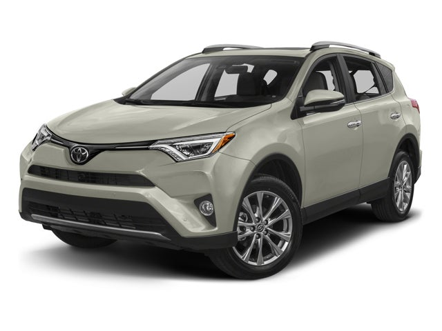 2017 Toyota Rav4 Awd Limited Baltimore Md Serving Perry