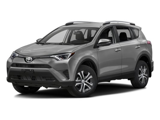 2016 Toyota Rav4 Le In Baltimore Md Jerry S