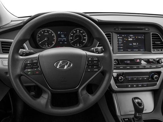 2017 Hyundai Sonata Se In Baltimore Md Jerry S Toyota