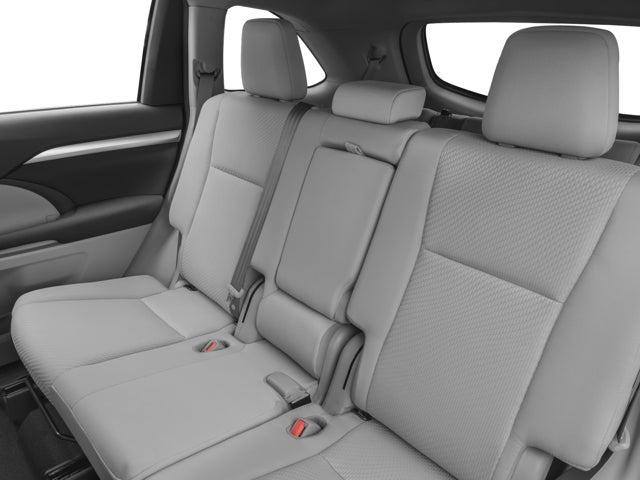 2015 Toyota Highlander Interior Decoratingspecial Com