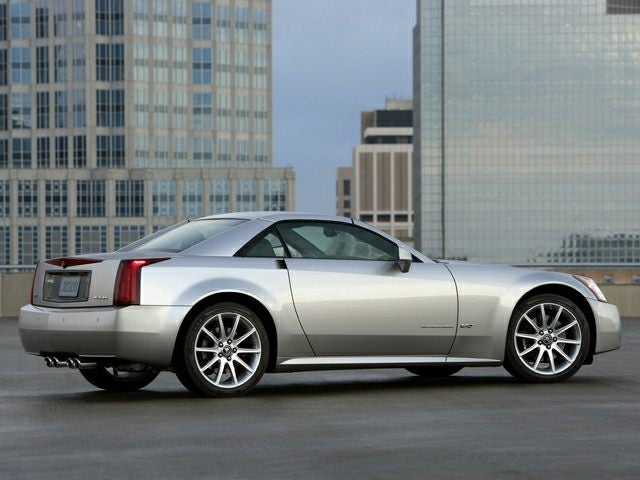 2006 Cadillac XLR-V Convertible Supercharged Baltimore MD | Perry ...