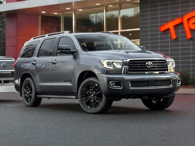 2018 Toyota Sequoia 4wd 5 7l V8 Limited Baltimore Md Serving Perry