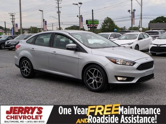2017 Ford Focus Sel In Baltimore Md Jerry S Toyota