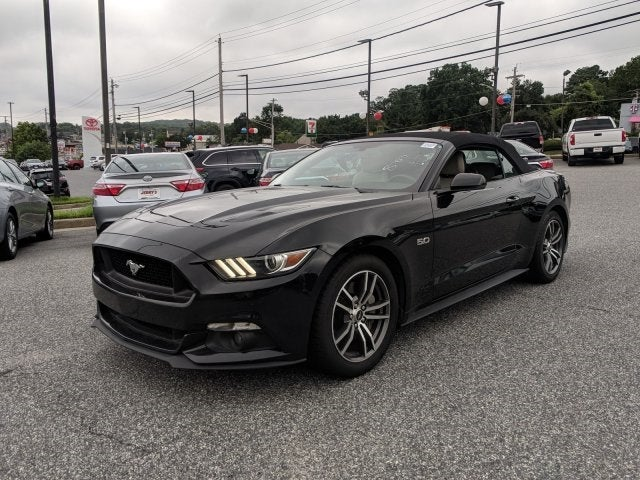 2017 Ford Mustang Gt Premium Baltimore Md Perry Hall White Marsh