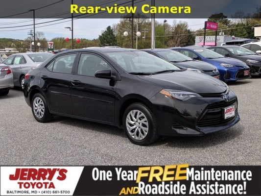 2019 Toyota Corolla Le In Baltimore Md Jerry S