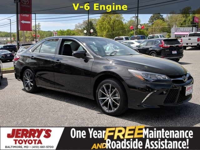2017 Toyota Camry Xse V6 Baltimore Md Perry Hall White Marsh Towson Maryland 4t1bk1fk8hu583001
