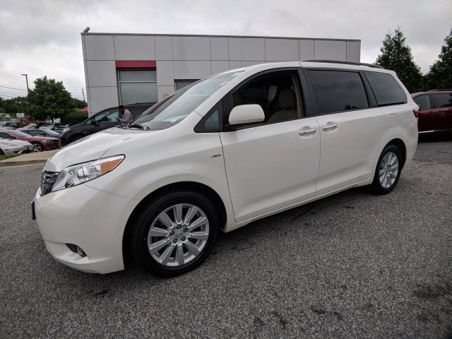 2017 toyota sienna xle baltimore md perry hall white marsh towson maryland 5tddz3dc1hs161382. Black Bedroom Furniture Sets. Home Design Ideas