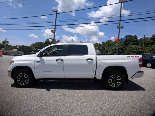 2016 Toyota Tundra 4wd Truck Sr5 In Baltimore Md Jerry S
