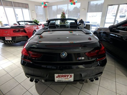 2016 Bmw M6 Baltimore Md Perry Hall White Marsh Towson Maryland