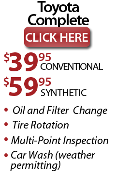 Toyota Synthetic Oil Change Coupon >> Toyota Oil Change Services Baltimore Md Jerry S Toyota